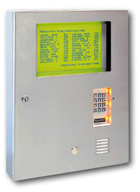 Telephone intercom systems